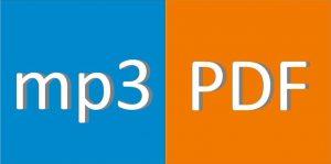 mp3 pdf logo